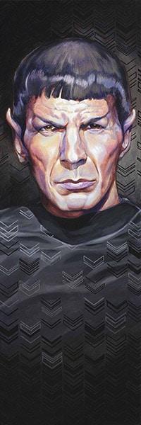 Spock Collector Item - Pure Logic