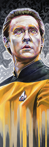 Spock Collector Item - Into The Unknown