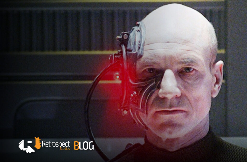 We Are Borg – Resistance is NOT Futile